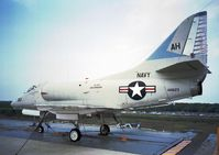 149623 - Douglas A-4C Skyhawk at the Patriots Point Museum aboard USS Yorktown