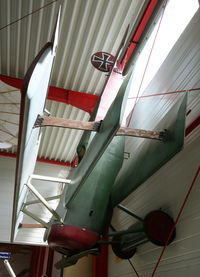 152 - Preserved Fokker Dr.I replica @ Hermeskeil Museum... - by Shunn311