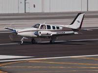 N68BB @ KSMO - N68BB departing from RWY 21 - by Torsten Hoff