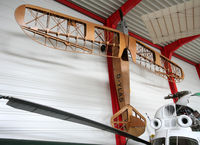 D-YLAS - Preserved Landmann La.11 @ Hermeskeil Museum - by Shunn311