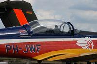 PH-JWF @ EBZR - Oostmalle Fly in.21-08-2010 - by Robert Roggeman