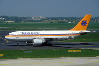 D-AHLV @ EDDL - When Airbus A310's in passenger service were still a common sight. - by Joop de Groot