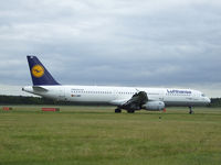 D-AIRP @ EGPH - Lufthansa 4TR Arrives at EDI From FRA - by Mike stanners