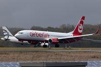 D-ABKE @ EDDR - D-ABKE_2009 BOEING 737-86J/W, c/n: 37743 - by Jerzy Maciaszek