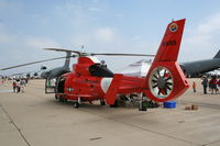 6585 @ KNKX - Coast Guard MH-65C at the Miramar Airshow 2010 - by Nick Taylor Photography