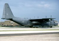 84-0476 @ EGUN - 7 SOS/351 SOG on the flightline of its home base.
