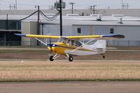N4377C @ GPM - At Grand Prairie Municipal - TX