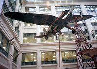 N2311 - Stinson SR-10F Reliant at the National Postal Museum, Washington DC