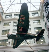 N2311 - Stinson SR-10F Reliant at the National Postal Museum, Washington DC