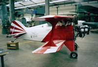 N22E - Pitts Special at the NASMs Paul Garber Facitility, Suitland MD