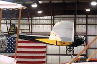 N1926 - Heath (Garber) Super Parasol at the Virginia Aviation Museum, Sandston VA
