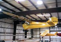 N14640 - Aeronca C-3 at the Virginia Aviation Museum, Sandston VA