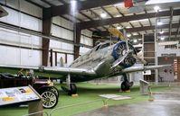 N16099 - Vultee V-1A Special at the Virginia Aviation Museum, Sandston VA