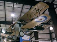 B9913 - SPAD VII at the Virginia Aviation Museum, Sandston VA