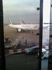 F-GHQM @ LFPO - Airbus A320-211 - by Mathcab
