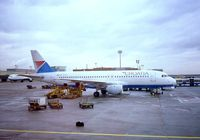 9A-CTF @ EDDF - Airbus A320-211 of CROATIA at Frankfurt/Main international airport