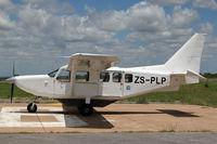 ZS-PLP @ FASZ - FASZ Skukuza Kruger National Park Airport