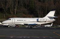 VH-CRW @ KBFI - KBFI (Must be an annual trip for this aircraft shot this the same day Sat 5th Dec 2009 at KBFI)