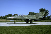 17 @ LHPA - In the last years of Hungarian MiG-21 service - by Joop de Groot