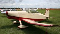 N718DR @ LAL - T-18 - by Florida Metal