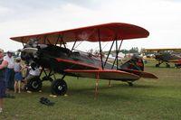 N5283 @ LAL - Curtiss Wright Travel Air 4000