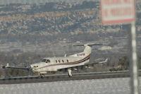 N316PM @ KBIL - Pilatus PC-12 - by Daniel Ihde