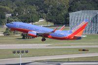 N233LV @ TPA - Southwest 737-700 - by Florida Metal