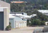 N377JC @ TPA - Hawker 800XP
