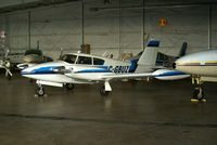 C-GBUZ @ I19 - Piper PA-30 - by Allen M. Schultheiss