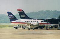 N840JS @ KPIT - Us Air Express - by ghans