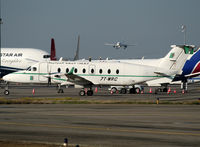 7T-WRC @ LFBO - Parked at the General Aviation area... Arabic titles... - by Shunn311
