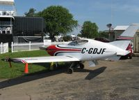 C-GDJF @ KOSH - EAA AirVenture 2010 - by Kreg Anderson
