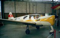 HB-DAI @ LSZR - Nord SNCAN N.1203 Norecrin at the Fliegermuseum Altenrhein