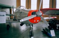 HB-RBX @ LSZR - Pilatus P-3-05 at the Fliegermuseum Altenrhein