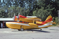 C-FVFU - Photo taken 18 August 1997 at Sprout Lake, Vancouver Island, BC, Canada - by Hicksville Kid