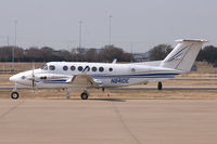 N841DE @ AFW - At Alliance Airport - Fort Worth, TX
