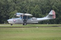 N96UC @ FA08 - PBY-5A