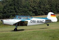 D-EWAC - at Schaffen-Diest - by Volker Hilpert