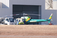 N953LA @ GPM - At American Eurocopter - Grand Prairie, TX - by Zane Adams