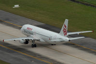 B-HSO @ VTSP - Dragonair Airbus 320 - by Dietmar Schreiber - VAP