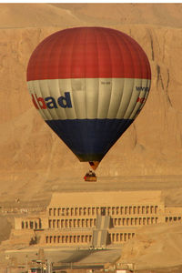 UNKNOWN - Egyptian Balloon over Luxor West Bank SU-268