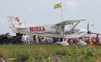 N18XA @ LAL - X-Air XA85 - by Florida Metal