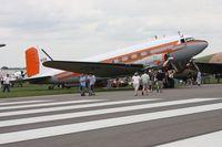 N34 @ LAL - FAA DC-3