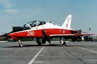 XX290 @ EGWZ - parked at RAF Alconbury