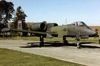 80-0160 @ EGVJ - parked at RAF Bentwaters