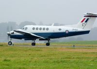 ZK452 @ EGQL - RAF Leuchars Airshow 2008 - by Brian Donovan