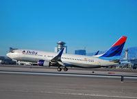 N3743H @ KLAS - Delta Air Lines Boeing 737-832 N3743H / 3743 (cn 30836/770)  Las Vegas - McCarran International (LAS / KLAS) USA - Nevada, January 3, 2010 Photo: Tomas Del Coro - by Tomás Del Coro