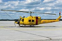 135114 @ CYYR - Goose Rescue Flight CC-135 - by Friedrich Becker