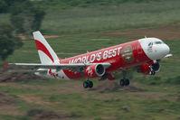 9M-AFC @ VTSP - Air Asia Airbus 320 - by Dietmar Schreiber - VAP