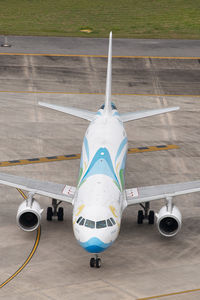 HS-PGV @ VTSP - Bangkok Air Airbus 320